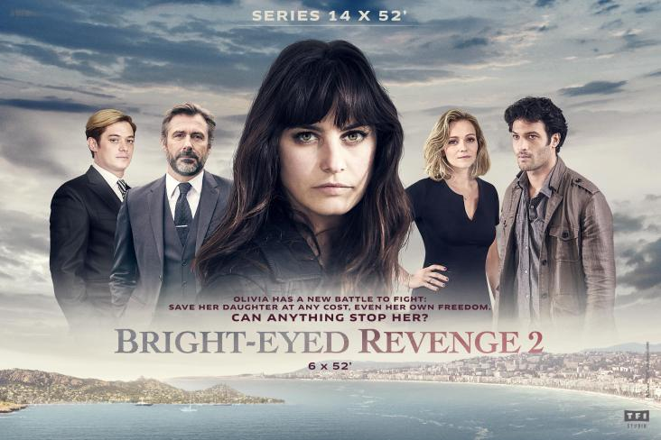 Bright-eyed revenge, Season 2