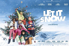 LET IT SNOW opening this week!