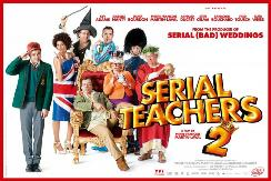 SERIAL TEACHERS 2: the highest grossing opening !